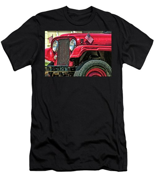 American Willys Men's T-Shirt (Athletic Fit)