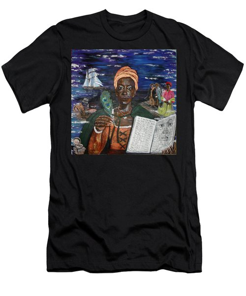 Aminata's Book Of Negroes Men's T-Shirt (Athletic Fit)