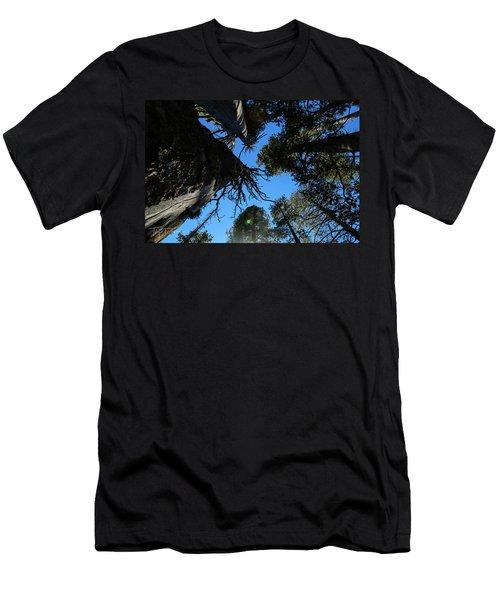 Among Giants Men's T-Shirt (Athletic Fit)