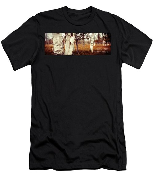 Among The Tall Grass Men's T-Shirt (Athletic Fit)