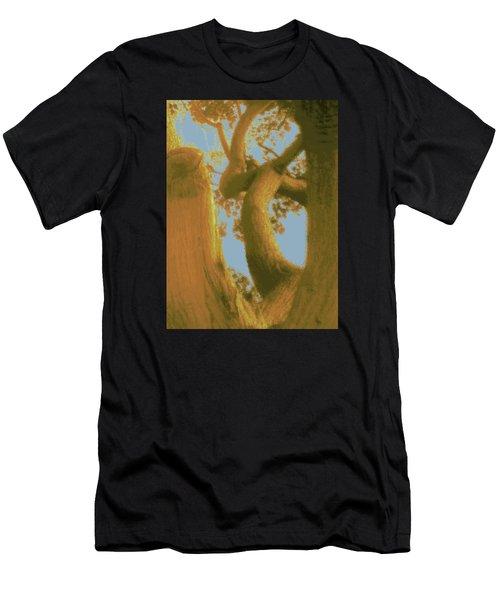 Among The Trees Men's T-Shirt (Athletic Fit)