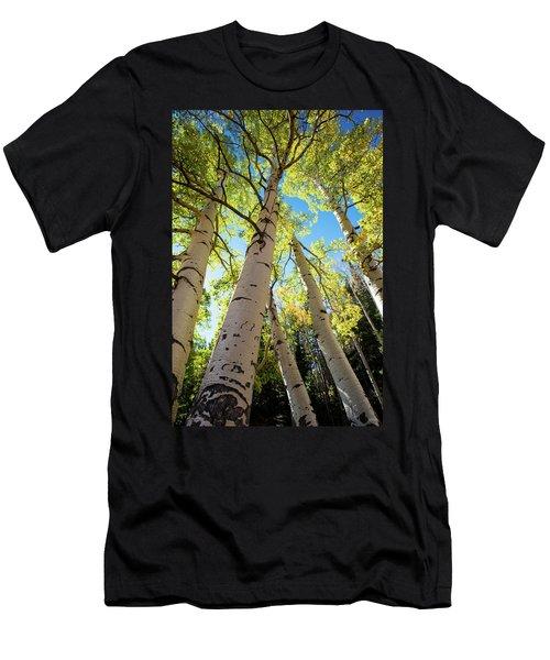 Aspen Dance Men's T-Shirt (Slim Fit) by Dana Sohr