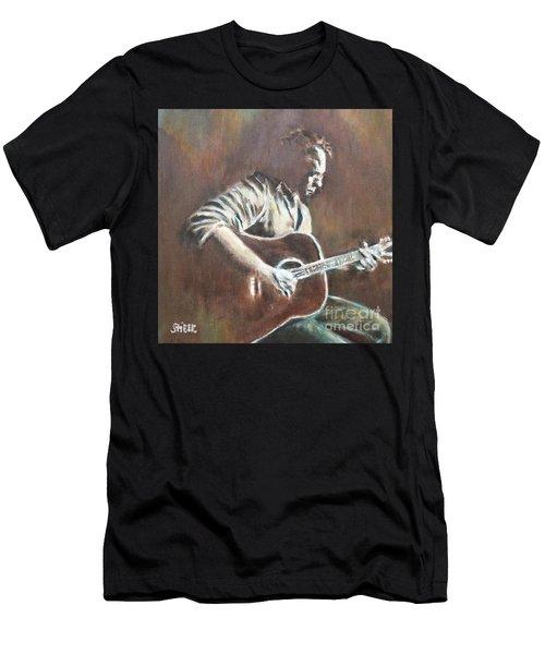 Amos Lee Men's T-Shirt (Athletic Fit)