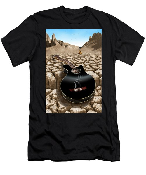 An Acoustic Nightmare 2 Men's T-Shirt (Athletic Fit)