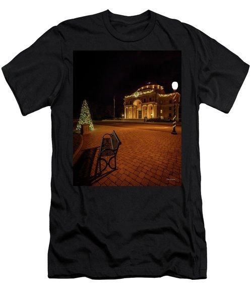 An Atascadero Christmas Men's T-Shirt (Athletic Fit)