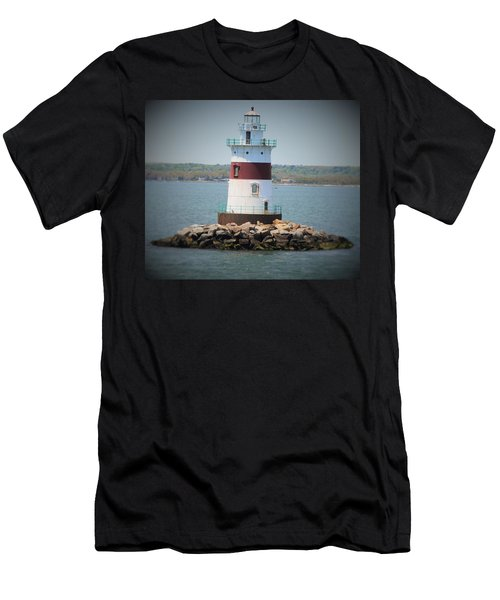 Lights Out Men's T-Shirt (Athletic Fit)