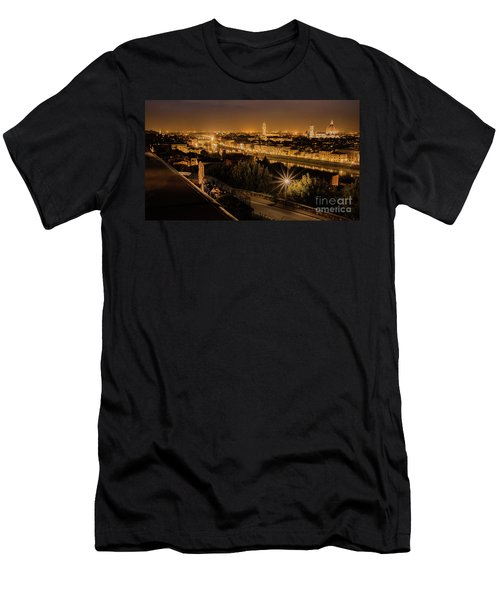 An Evening In Florence Men's T-Shirt (Athletic Fit)