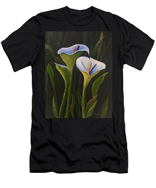 An Evening With Calla Men's T-Shirt (Athletic Fit)