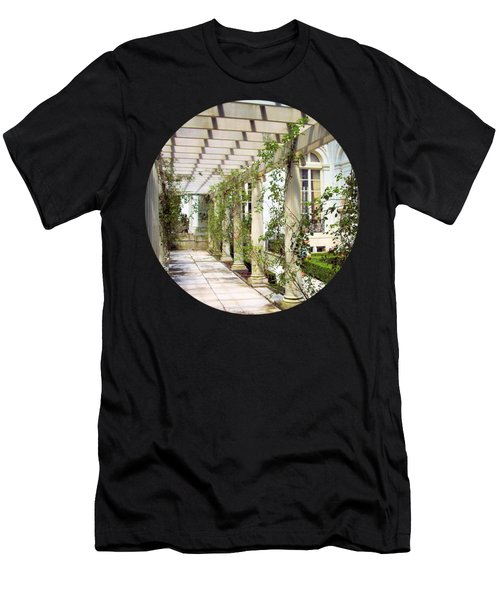 An Eye For Beauty- Original Version Men's T-Shirt (Athletic Fit)