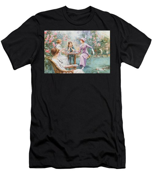 An Interested Audience Men's T-Shirt (Athletic Fit)