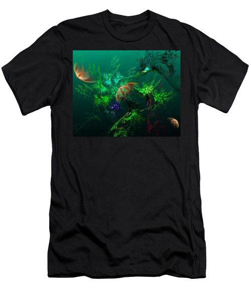 An Octopus's Garden Men's T-Shirt (Athletic Fit)