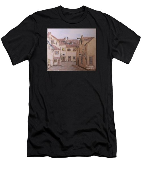 An Ode To Charles Dickens  Men's T-Shirt (Athletic Fit)