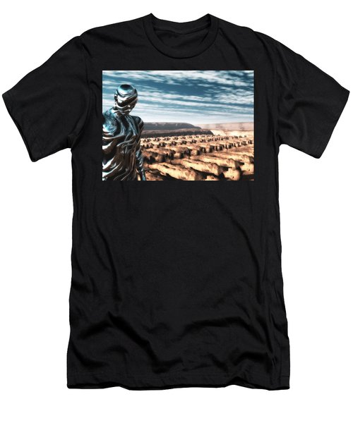 An Untitled Future Men's T-Shirt (Athletic Fit)