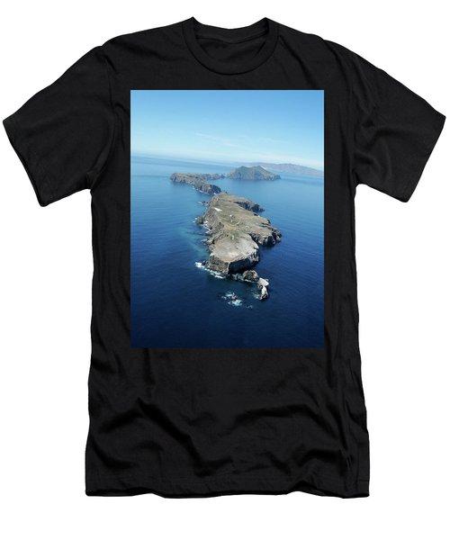 Anacapa Island Men's T-Shirt (Athletic Fit)