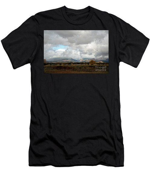 Anaconda Range Men's T-Shirt (Athletic Fit)