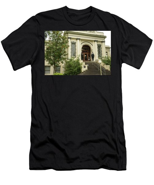 Anacortes Museum Men's T-Shirt (Athletic Fit)