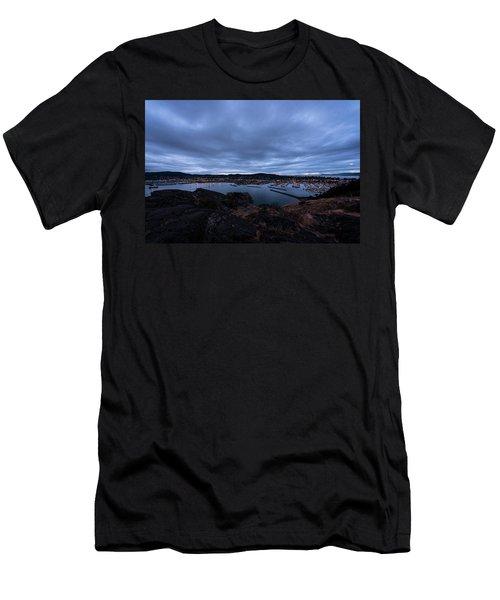Anacortes  Men's T-Shirt (Athletic Fit)