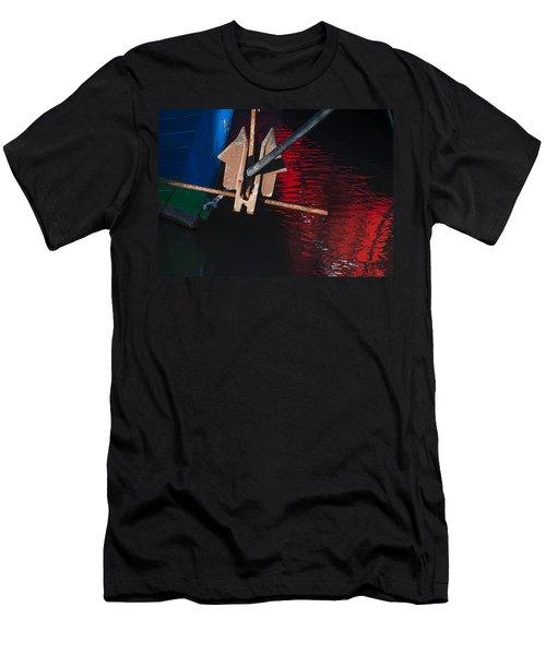 Anchor Men's T-Shirt (Athletic Fit)