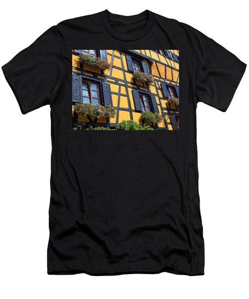 Ancient Alsace Auberge Men's T-Shirt (Athletic Fit)