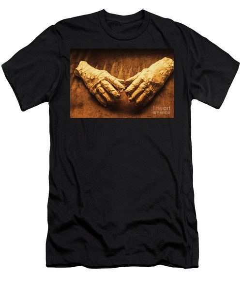Ancient Egyptian Horror Men's T-Shirt (Athletic Fit)