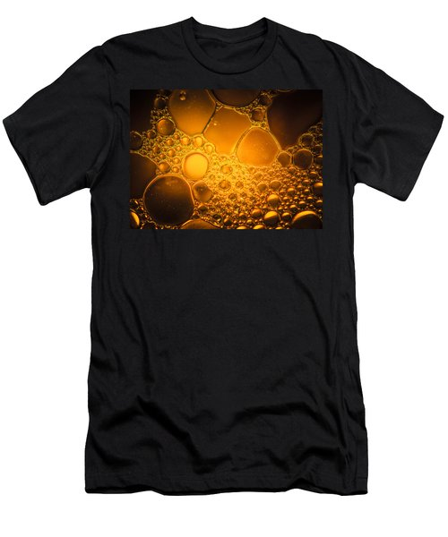 Ancient Gold  Men's T-Shirt (Athletic Fit)