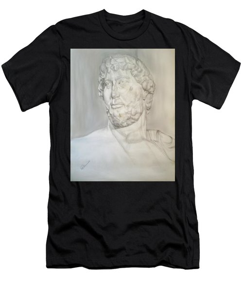 Ancient Greek Statue Men's T-Shirt (Athletic Fit)