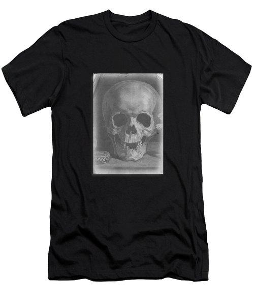 Ancient Skull Tee Men's T-Shirt (Athletic Fit)