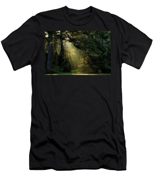 And A New Day Will Dawn... Men's T-Shirt (Athletic Fit)