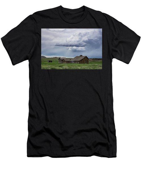 And Then The Rains Came Men's T-Shirt (Athletic Fit)