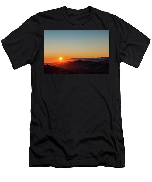 Andalucian Sunset Men's T-Shirt (Athletic Fit)