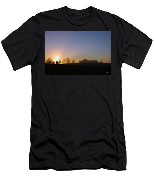Anderson Sunrise Men's T-Shirt (Athletic Fit)