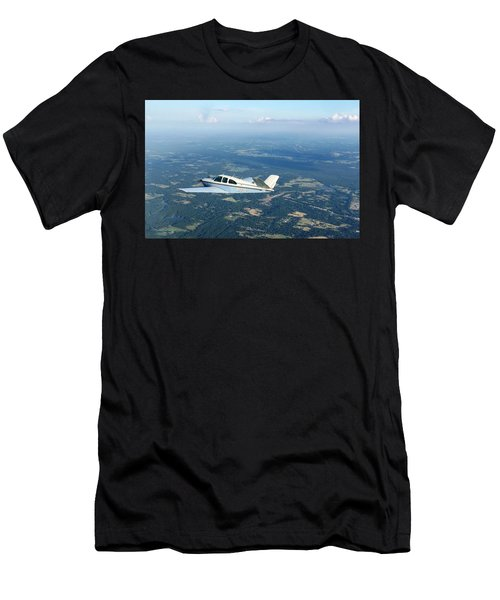Andy And His Bonanza Men's T-Shirt (Athletic Fit)
