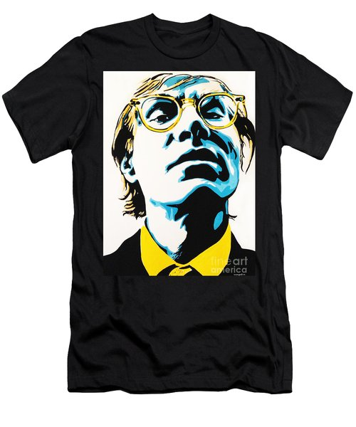 Andy Warhol Part Two. Men's T-Shirt (Athletic Fit)