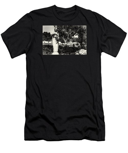 Angel 008 Men's T-Shirt (Athletic Fit)