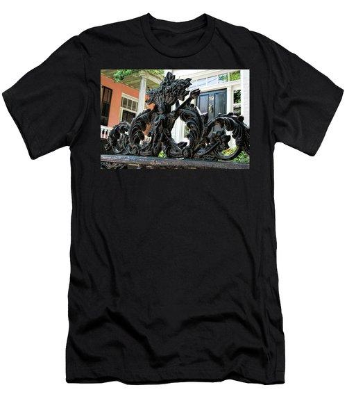 Angel Gate Men's T-Shirt (Athletic Fit)