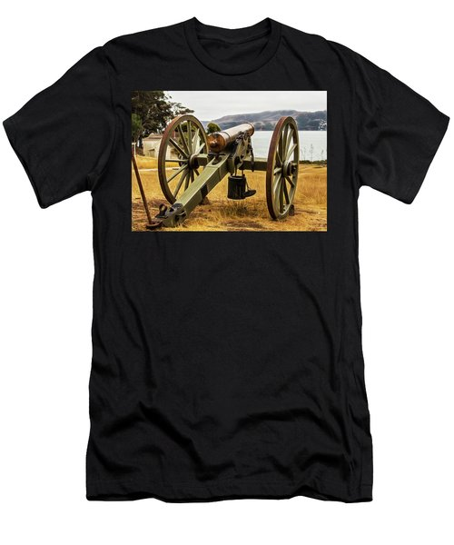 Angel Island Cannon Men's T-Shirt (Athletic Fit)