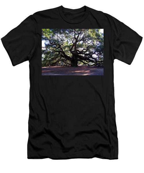 Angel Oak II Men's T-Shirt (Athletic Fit)