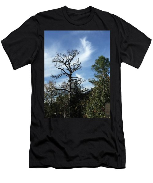 Angel Of Inspiration  Men's T-Shirt (Athletic Fit)