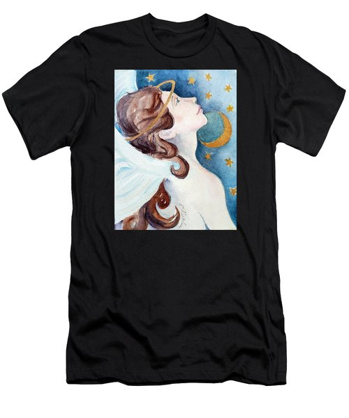 Angel Of Receiving Men's T-Shirt (Athletic Fit)
