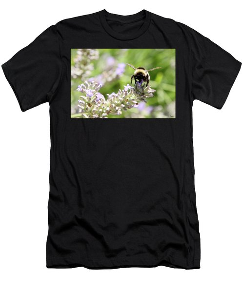 Men's T-Shirt (Athletic Fit) featuring the photograph Angel Wings by Rasma Bertz
