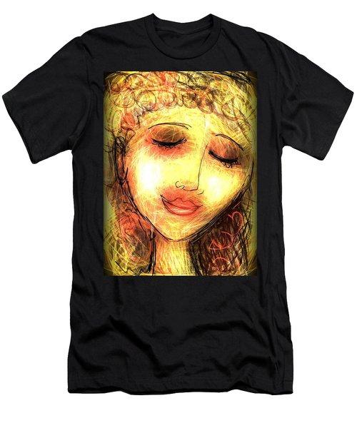 Angela Men's T-Shirt (Athletic Fit)