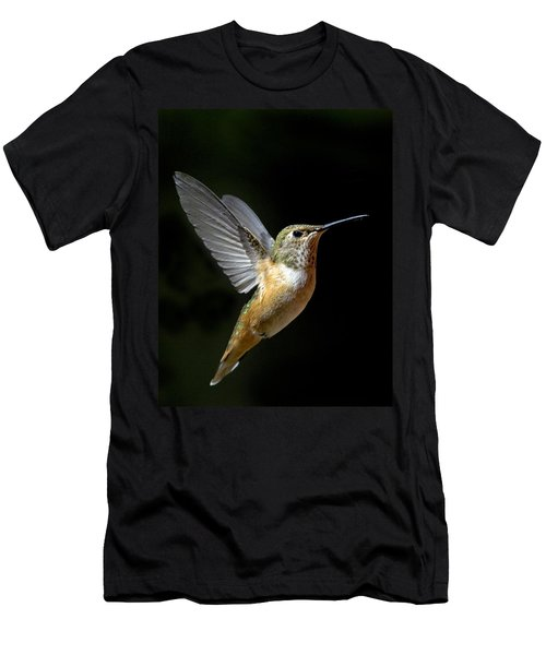 Angelic Hummer Men's T-Shirt (Athletic Fit)