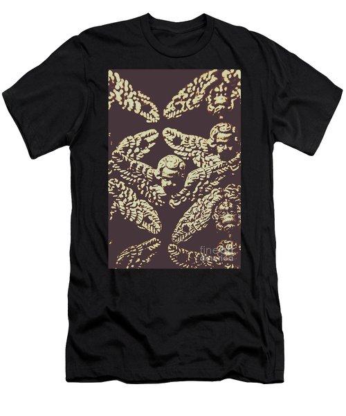 Angelic Renaissance  Men's T-Shirt (Athletic Fit)