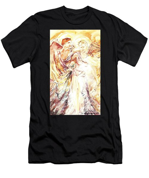 Angels Emerging Men's T-Shirt (Athletic Fit)