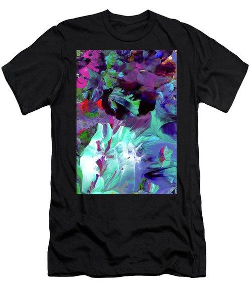 Angel's Teardrop Men's T-Shirt (Athletic Fit)