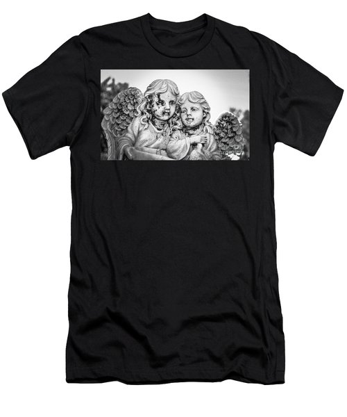 Angels With Dirty Faces Men's T-Shirt (Athletic Fit)