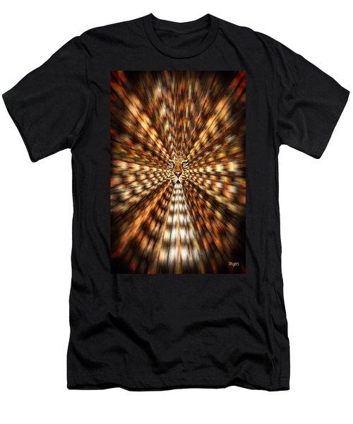 Animal Magnetism Men's T-Shirt (Athletic Fit)