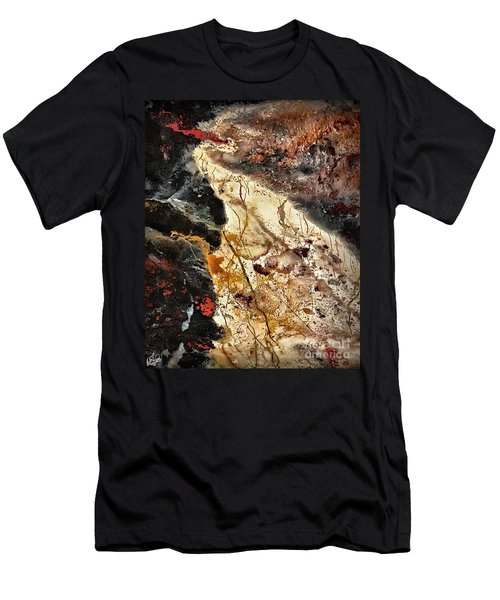 Men's T-Shirt (Slim Fit) featuring the photograph Anna River by Walt Foegelle