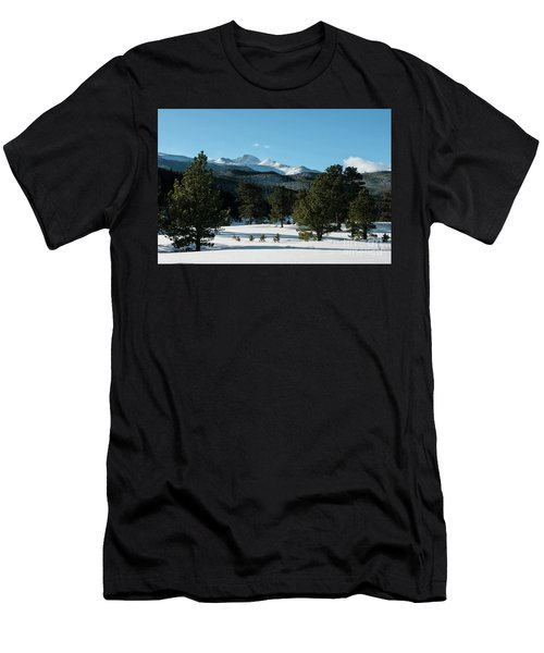 Another Beautiful Day In Rocky Mountain National Park - 0612 Men's T-Shirt (Athletic Fit)