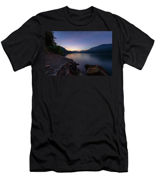 Another Day At Windy Bay Men's T-Shirt (Athletic Fit)